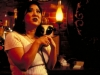 Margaret Cho as the bartender. This scene was cut from the movie.